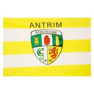 Antrim Gaa Flag