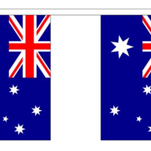 Australia Bunting 9 metres