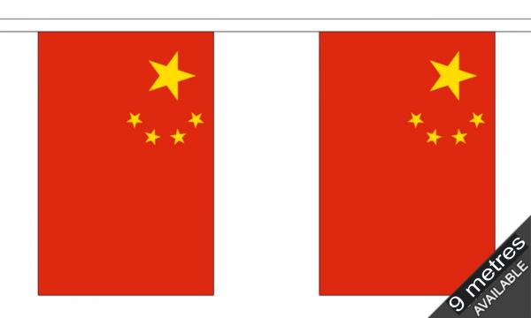 China Bunting 9 metres
