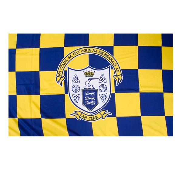 Clare Gaa Flags