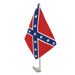 Confederate Car Flags