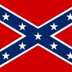 Confederate Giant Flag