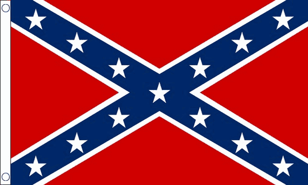 Confederate Giant Flag
