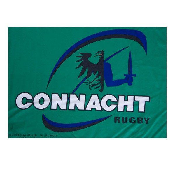 Connacht Rugby Flag