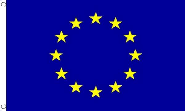 European Union Giant Flag
