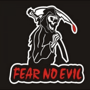 Fear No Evil Flag