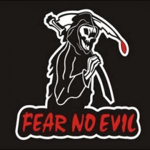 Fear No Evil Flag