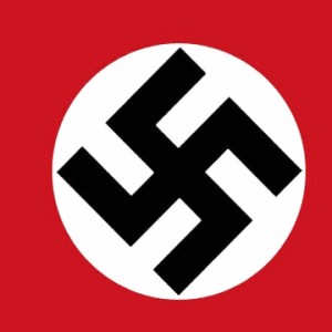 German WWII Regular Flag