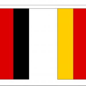 Germany Bunting 9 Metres