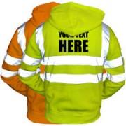 Hi Vis Jacket Printing