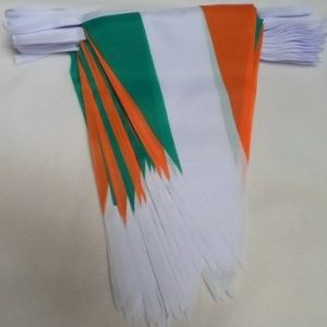 Ireland Bunting Triangular