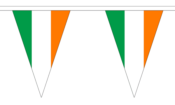 Ireland Bunting Triangular