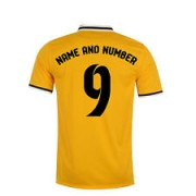 Jersey Printing Name & Number