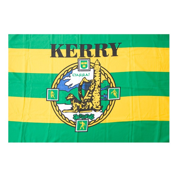 Kerry Gaa Flag