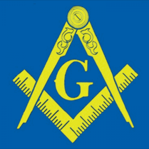 Masonic Flag 5ft x 3ft
