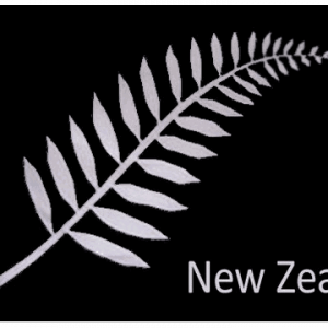 All Blacks Flag