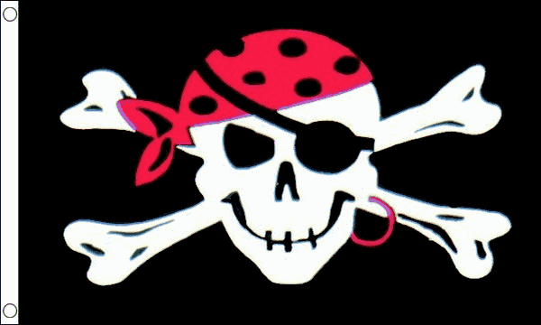 One Eyed Jack Flag
