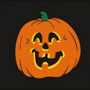 Pumpkin Flag