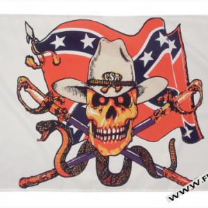 Rebel Snake Flag
