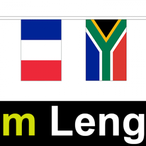 Rugby World Cup 2015 15 Metre Bunting