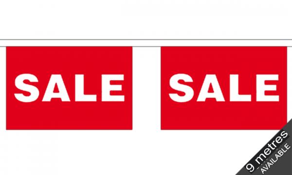 Sale Bunting