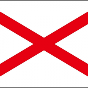 Saint Patricks Cross Flag