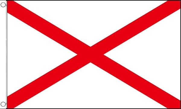 Saint Patricks Cross Flag