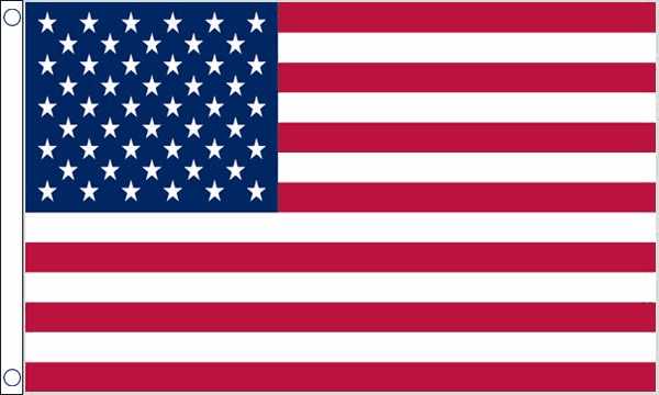 USA Giant Flag