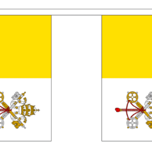 Vatican City Papal Bunting