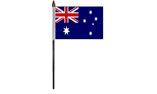 Australia Table Flags