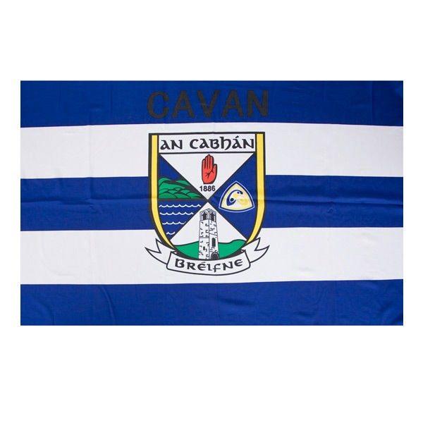 Cavan Gaa Flag