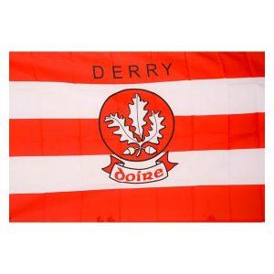 Derry Gaa Flag