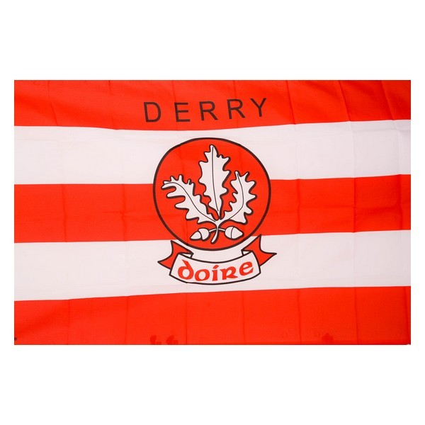 Derry Gaa Flag
