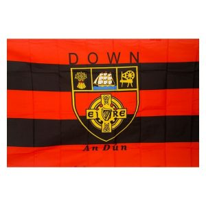 Down Gaa Flag
