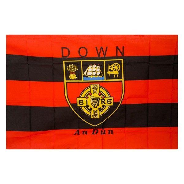 Down Gaa Flag
