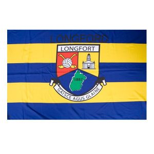 Longford Gaa Flag