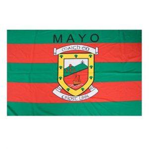 Mayo Gaa Flag