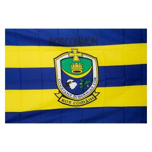 Roscommon Gaa Flag
