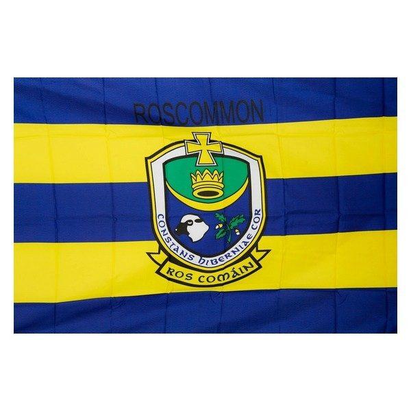 Roscommon Gaa Flag