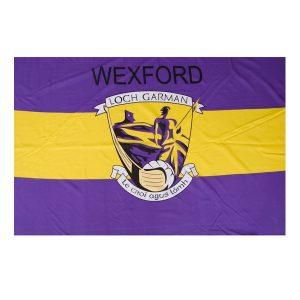 Wexford Gaa Flag