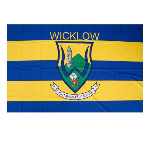 Wiclow Gaa Flag
