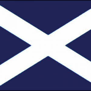 Scotland Flag (Navy)