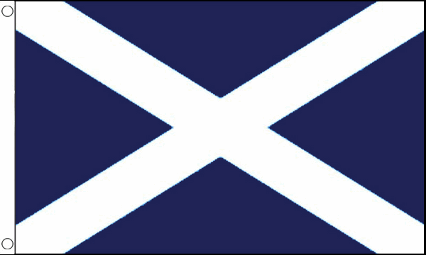 Scotland Flag (Navy)