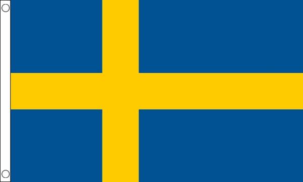 Sweden Flag Buy Swedish Flags amp Bunting At Flagmanie