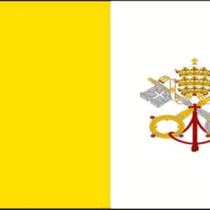 Vatican City Papal Flag