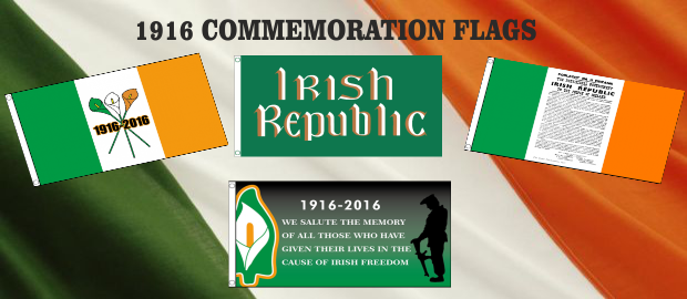 1916 Centenary Flags