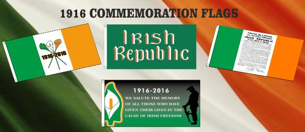 1916 Centenary Flags