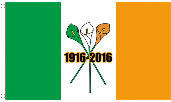 Easter Rising Flags