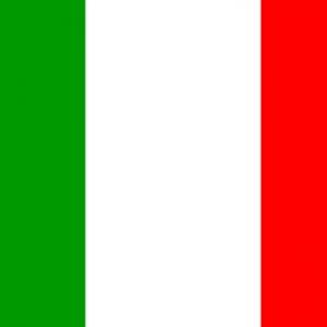 Italy Giant Flag