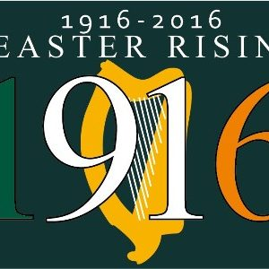 1916-2016 Easter Rising Centenary Flag